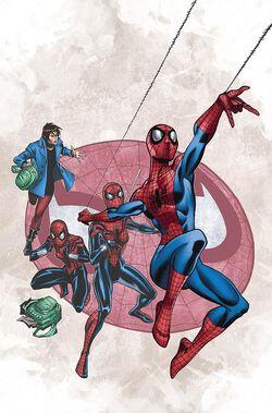 Spider-Island Vol 1 1 Frenz Variant Textless