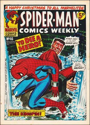 Spider-Man Comics Weekly Vol 1 46