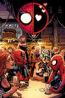 Spider-Man Deadpool Vol 1 4 Textless