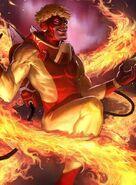 St. John Allerdyce (Earth-616) from Marvel War of Heroes 004