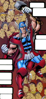 Steven Rogers (Earth-96943) from 2099 Manifest Destiny 00001