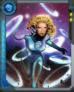 Susan Storm (Earth-616) from Marvel War of Heroes 006