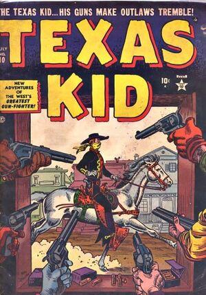 Texas Kid Vol 1 10