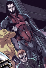 Tiger (Earth-616) from Avengers World Vol 1 8 001