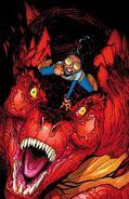 U.S.Avengers Vol 1 5 ResurrXion Variant Textless
