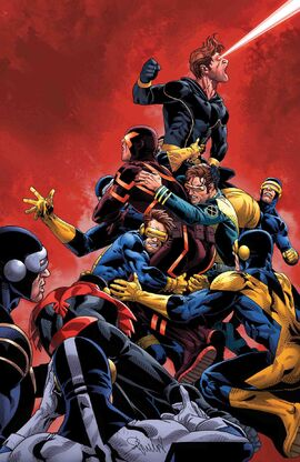 Uncanny X-Men Annual Vol 5 1 Textless
