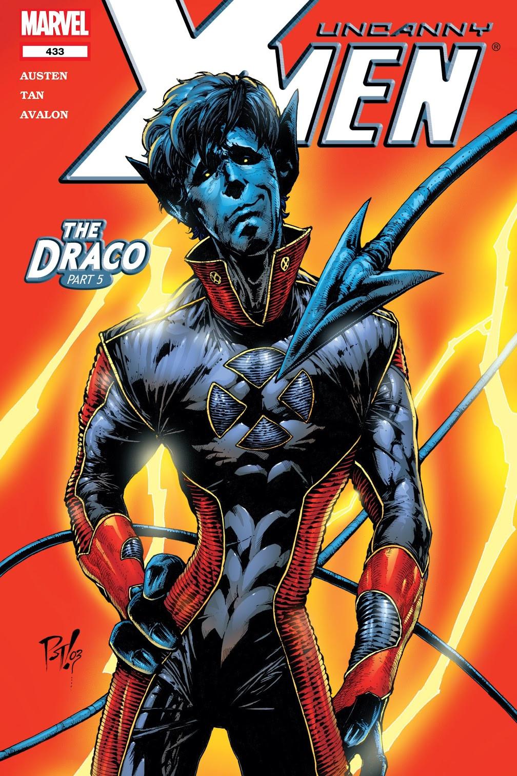 Uncanny X-Men Vol 1 433