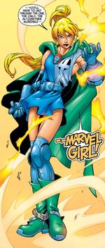 Valeria von Doom (Earth-99315) from Fantastic Four Vol 3 20 0001