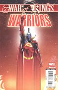 War of Kings Warriors Vol 1 1