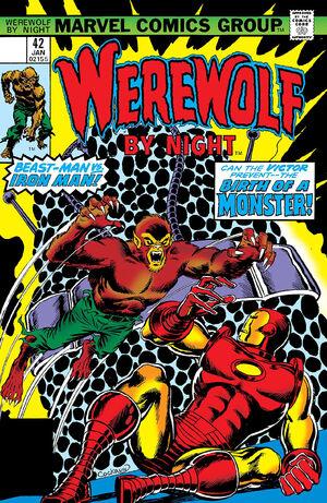 Werewolf by Night Vol 1 42