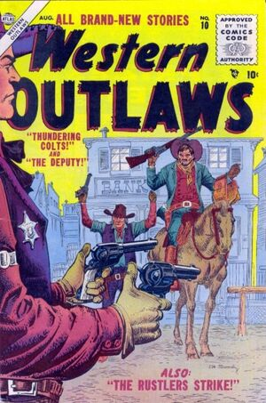 Western Outlaws Vol 1 10