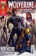 Wolverine and Deadpool Vol 1 140