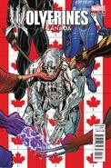 Wolverines Vol 1 1 Canada Variant