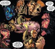 X-Men (Multiverse) talk about the Ten Evil Xaviers from X-Treme X-Men Vol 2 11