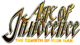 Age of Innocence The Rebirth of Iron Man Vol 1 (1996) Logo