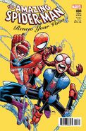 Amazing Spider-Man Renew Your Vows Vol 2 4 Ramos Variant
