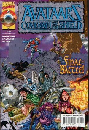 Avataars Covenant of the Shield Vol 1 3