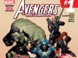 Avengers: Millennium Vol 1 1