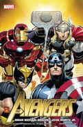Avengers by Brian Michael Bendis Vol 1 1