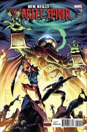 Ben Reilly Scarlet Spider Vol 1 19