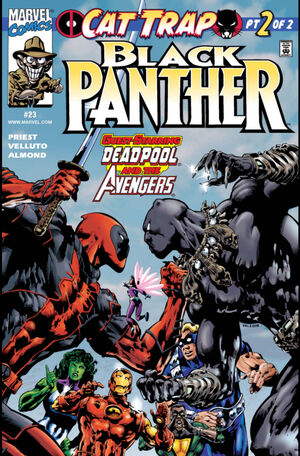 Black Panther Vol 3 23
