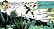 Bruce Banner (Earth-7642) and Richard Jones (Earth-7642) from Incredible Hulk vs. Superman Vol 1 1 001