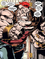 Brute (Earth-295) from X-Man Vol 1 2 0001