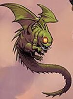 Bug (Dragon) (Earth-616) from Deadpool The Gauntlet Infinite Comic Vol 1 4 001
