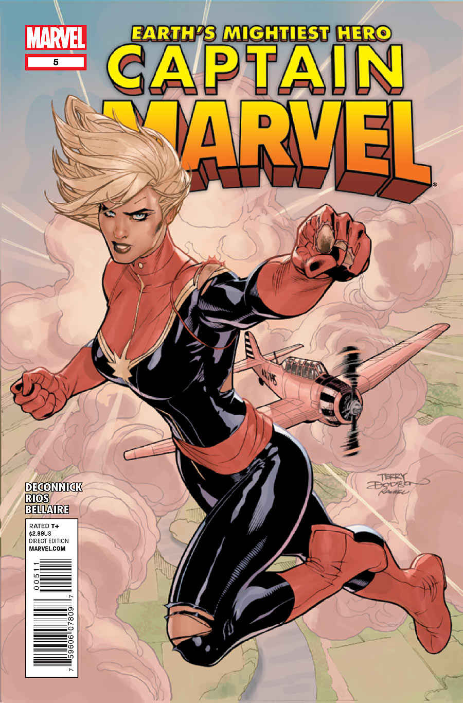 captain marvel volume 7