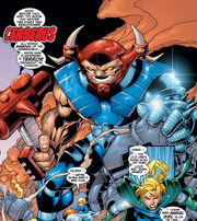 Cerberus (Earth-616) from Fantastic Four Vol 3 21 0001