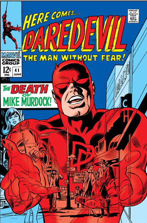 Daredevil Vol 1 41