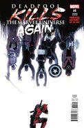Deadpool Kills the Marvel Universe Again Vol 1 4 Shalvey Variant