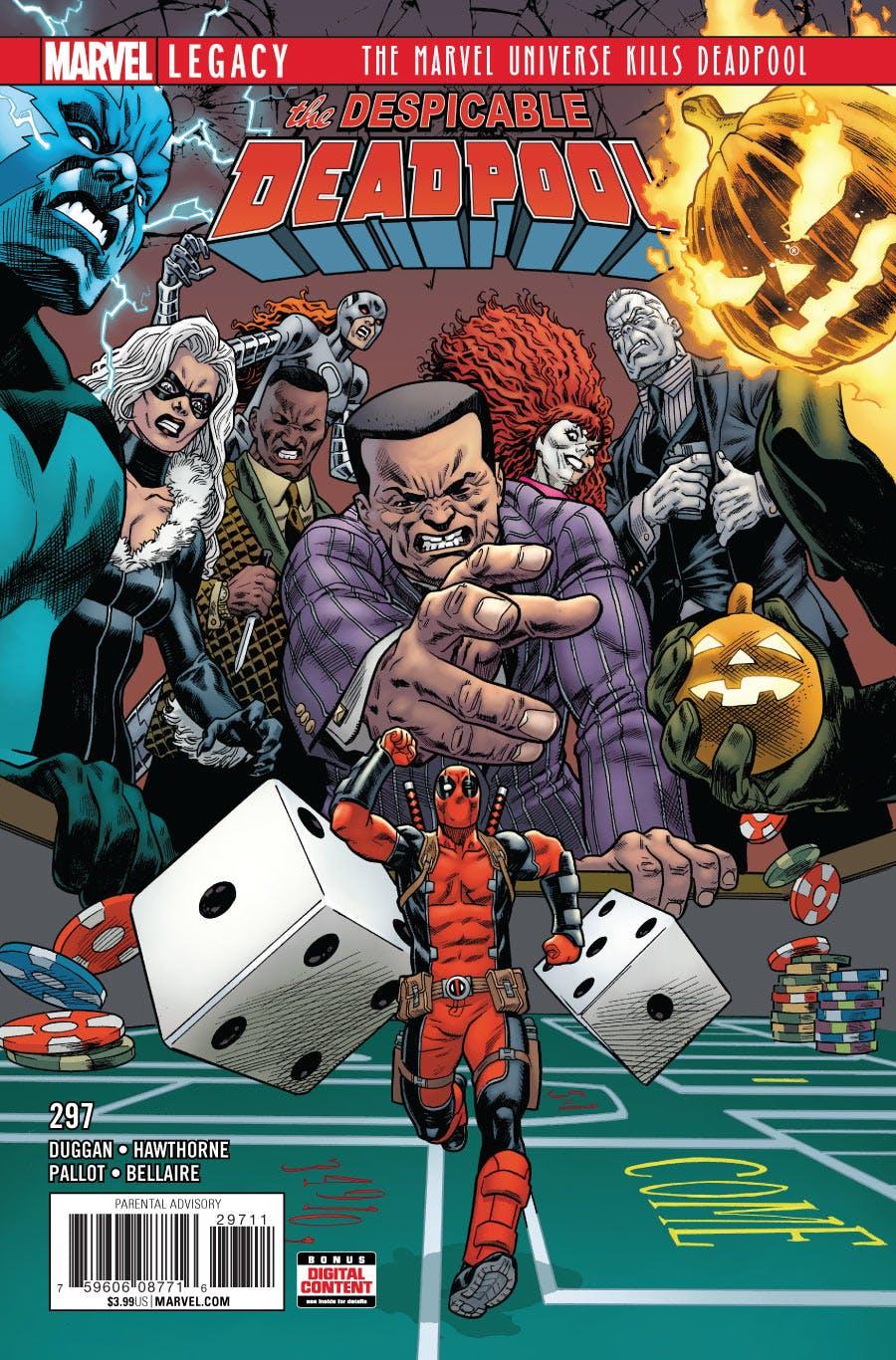 Despicable Deadpool Vol 1 297. Despicable Deadpool Vol 1 297