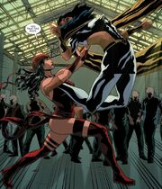 Elektra Natchios (Earth-616) from Spider-Man 2099 Vol 3 19 001