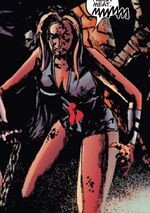 Elizabeth Ross (Earth-11080) from Marvel Universe Vs. Wolverine Vol 1 3 001
