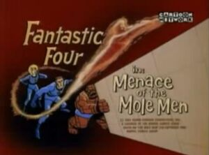 Fantastic Four (1967 animated series) Season 1 2 Screenshot