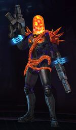 Frank Castle (Cosmic Ghost Rider) (Earth-TRN012) from Marvel Future Fight 001