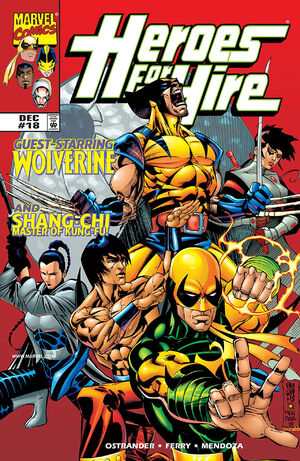 Heroes for Hire Vol 1 18