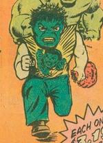 Hulk (Earth-313710) 001