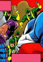 Hydra (Earth-730834) Avengers United They Stand Vol 1 3