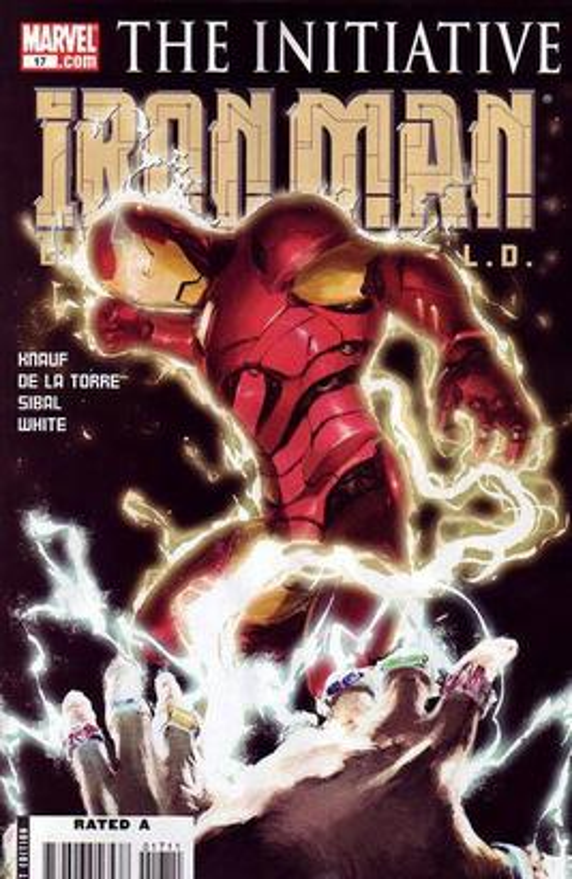 Invincible Iron Man Vol 1 17