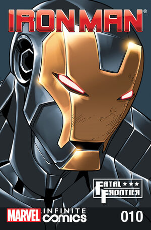 Iron Man Fatal Frontier Infinite Comic Vol 1 10