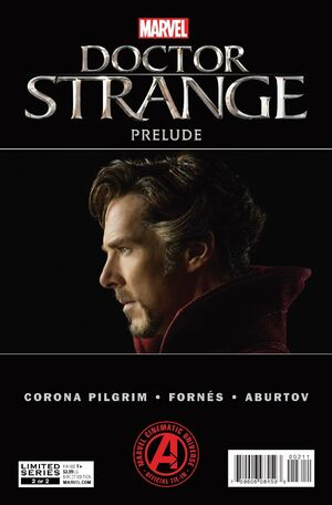 Marvel's Doctor Strange Prelude Vol 1 2