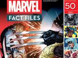 Marvel Fact Files Vol 1 50