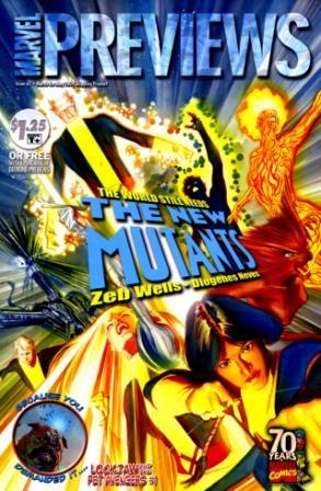 Marvel Previews Vol 1 67
