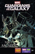 Marvel Universe Guardians of the Galaxy Vol 2 17