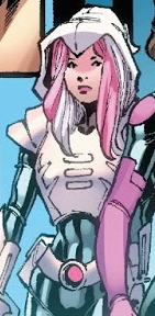 Melissa Morley (Warp World) (Earth-616) from Sleepwalker Vol 1 2 001