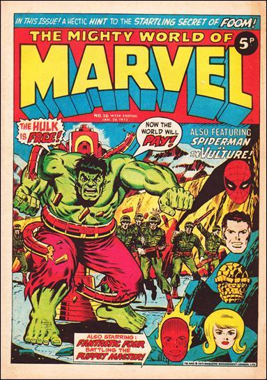Mighty World of Marvel Vol 1 16