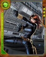 Natalia Romanova (Earth-616) from Marvel War of Heroes 007