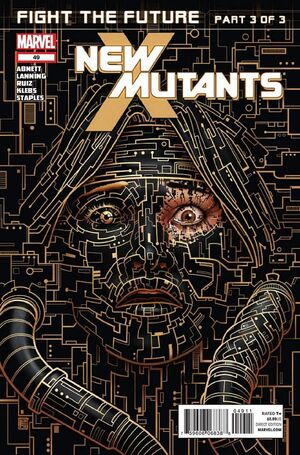New Mutants Vol 3 49